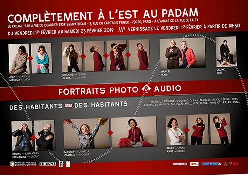 4191a5fd754d62 France3 Régions - L actualité de Ménilmontant, par Ménil info